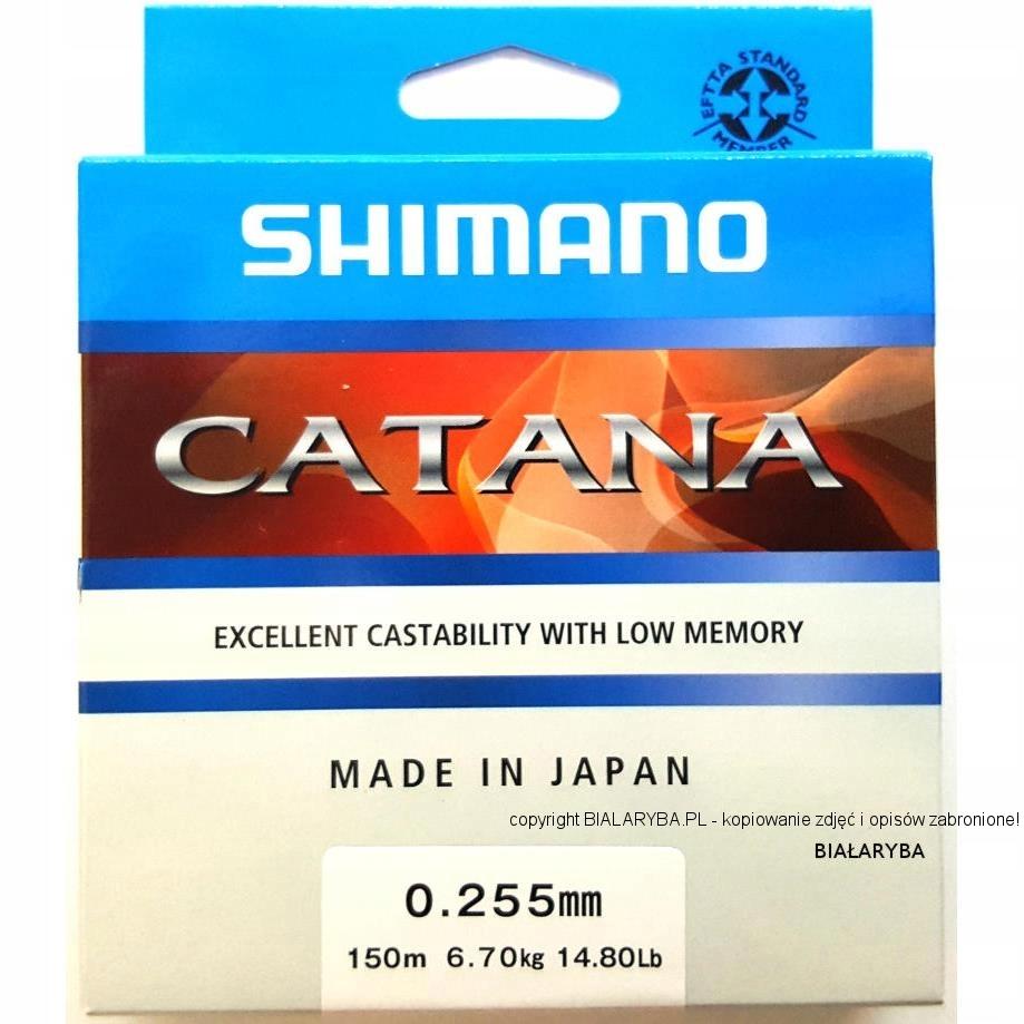 Żyłka Shimano Catana 0,305mm 150m