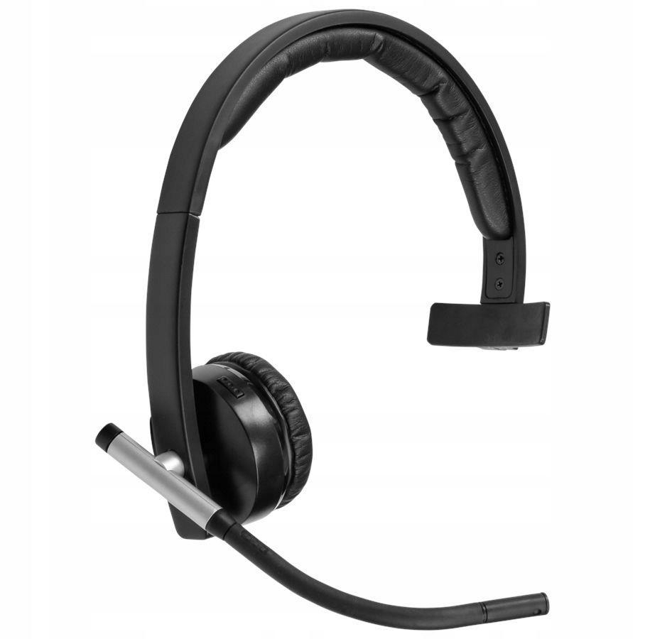 Słuchawki z mikrofonem Logitech H820e bezprzewodow