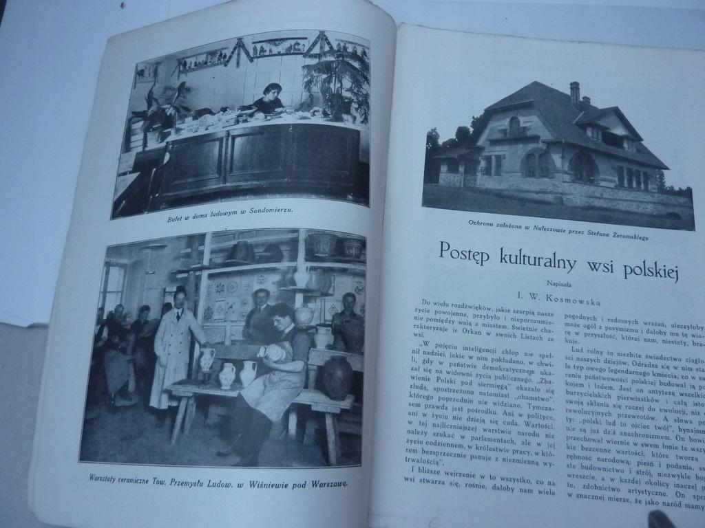 NAOKOŁO ŚWIATA 39 kultura polska na wsi ŻEROMSKI