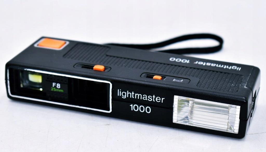 6282-14 ...LIGHTMASTER 1000 LAMPA BLYSKOWA F8 25mm
