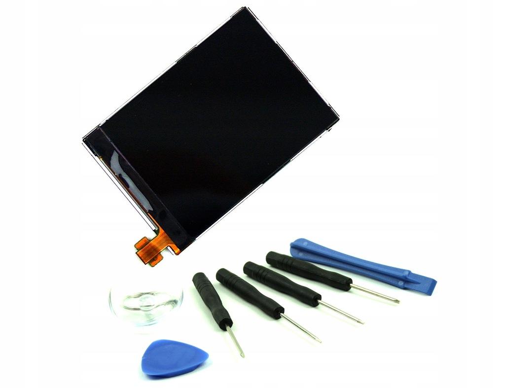 X3-00 NOKIA C5-00 2710 7020 LCD EKRAN WYŚWIETLACZ