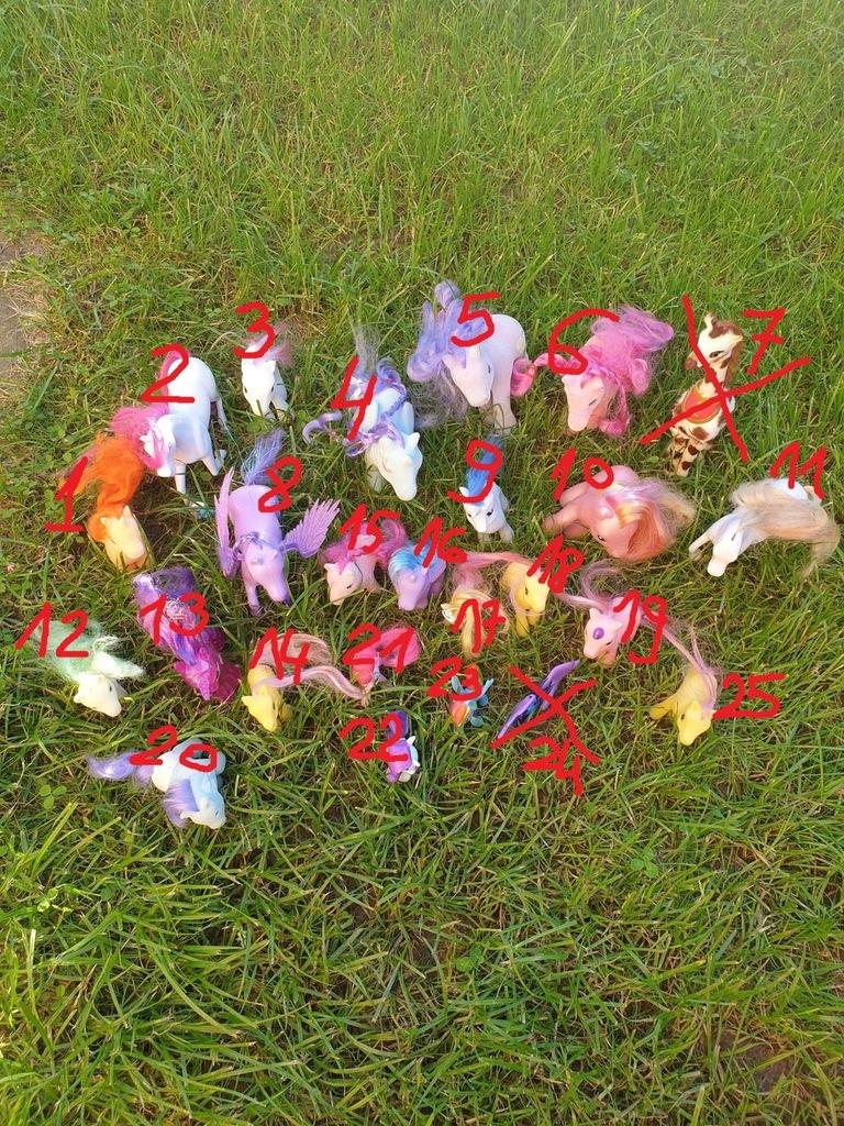 My Little Pony koniki kucyki seria