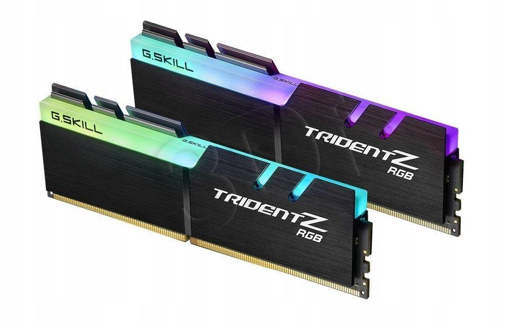 Zestaw pamięci G.SKILL TridentZ RGB DDR4 2 x 8 GB