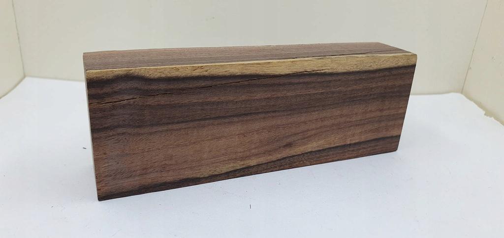 (802) drewno PALISANDER SANTOS - bloczek