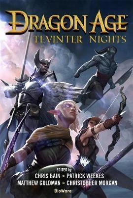 Dragon Age Tevinter Nights Patrick Weekes 9113207773 Oficjalne Archiwum Allegro