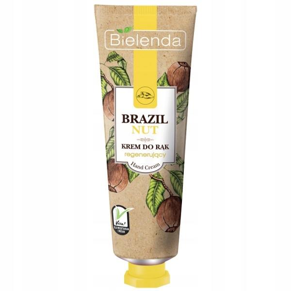 Bielenda Krem do rąk Brazil regenerujący 50ml