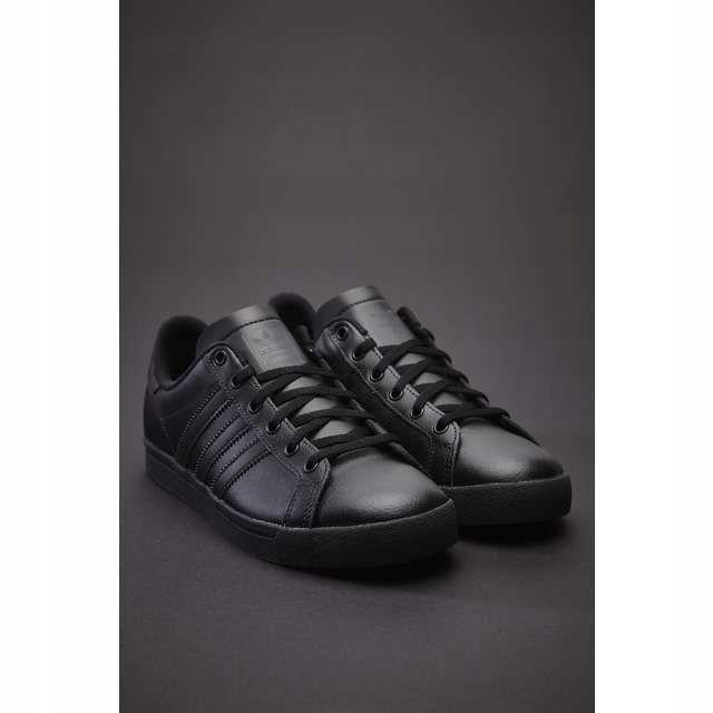 Buty adidas Coast Star J EE9700 CblackCblackGresix, kolor czarny