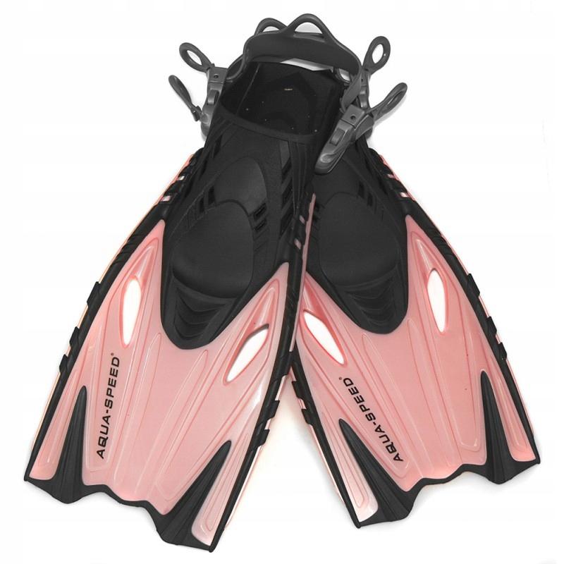 Płetwy do pływania nurkowania AQ BOUNTY r.32-37