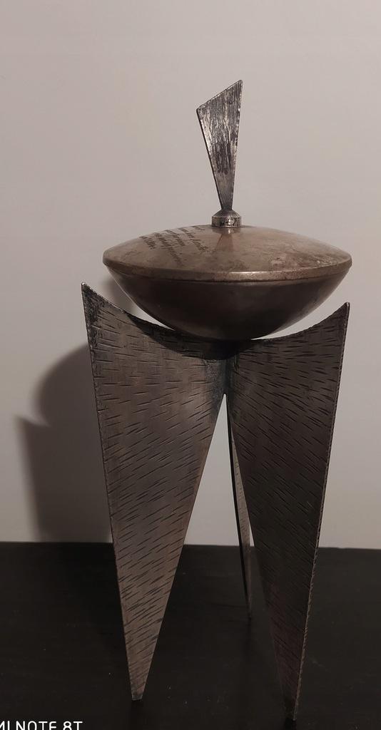 Puchar Art deco Rytosztuka