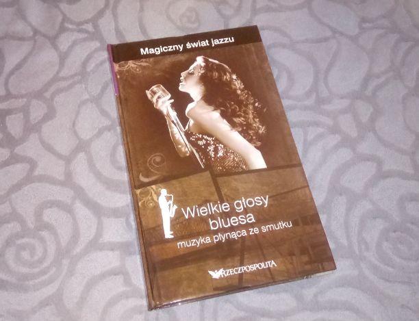 2 x CD jazz - Wielkie głosy bluesa