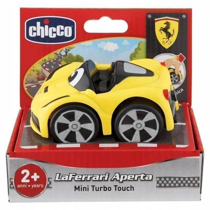 MINI TURBO TOUCH LAFERRARI, CHICCO