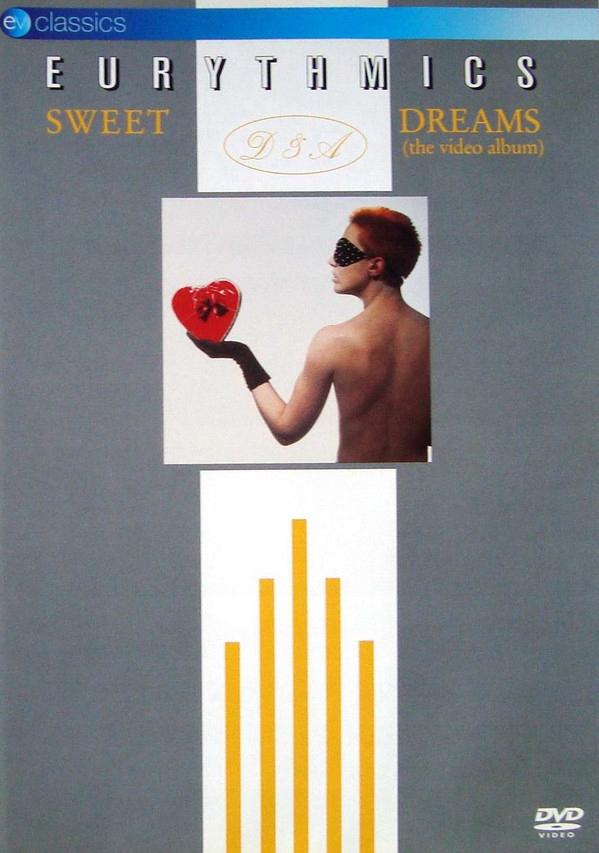 Eurythmics - Sweet Dreams, folia,DVD