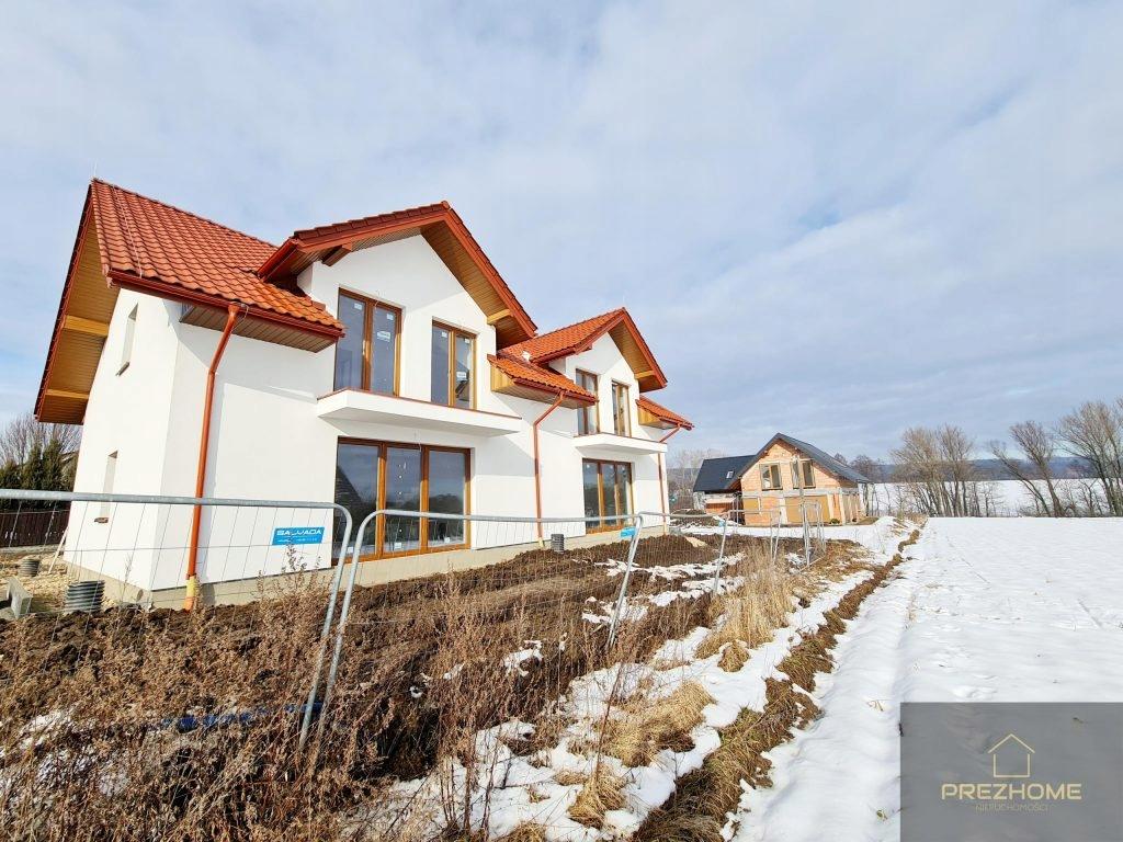 Dom, Więckowice, Zabierzów (gm.), 118 m²