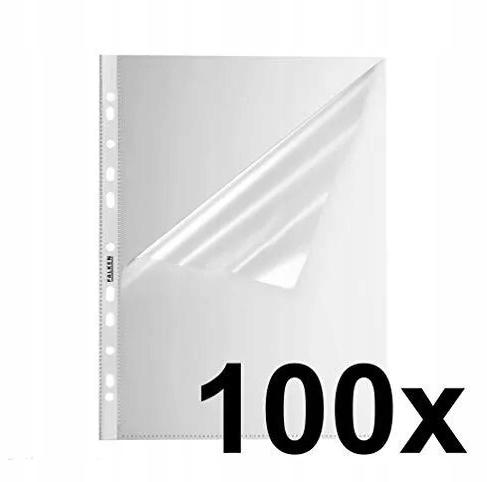 L8354 FALKEN koszulki folie A4 100 sztuk