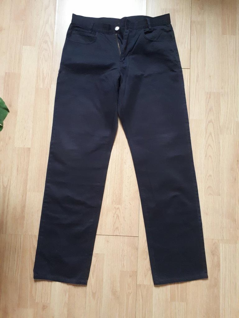 Spodnie jeans Yves Saint Laurent
