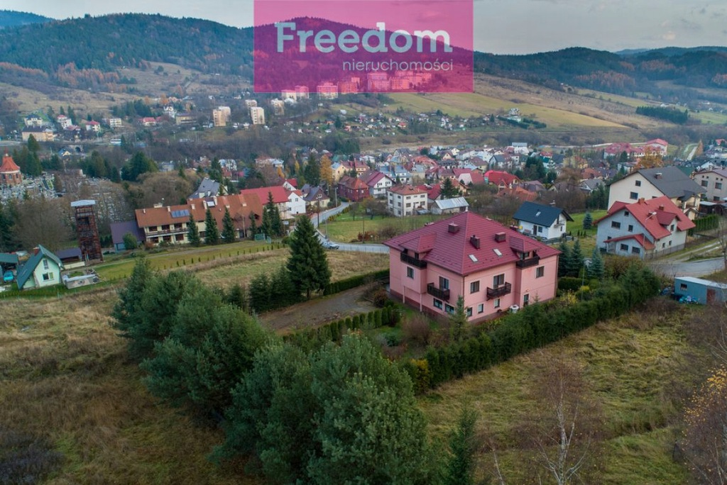 Pensjonat, Krynica-Zdrój, 800 m²