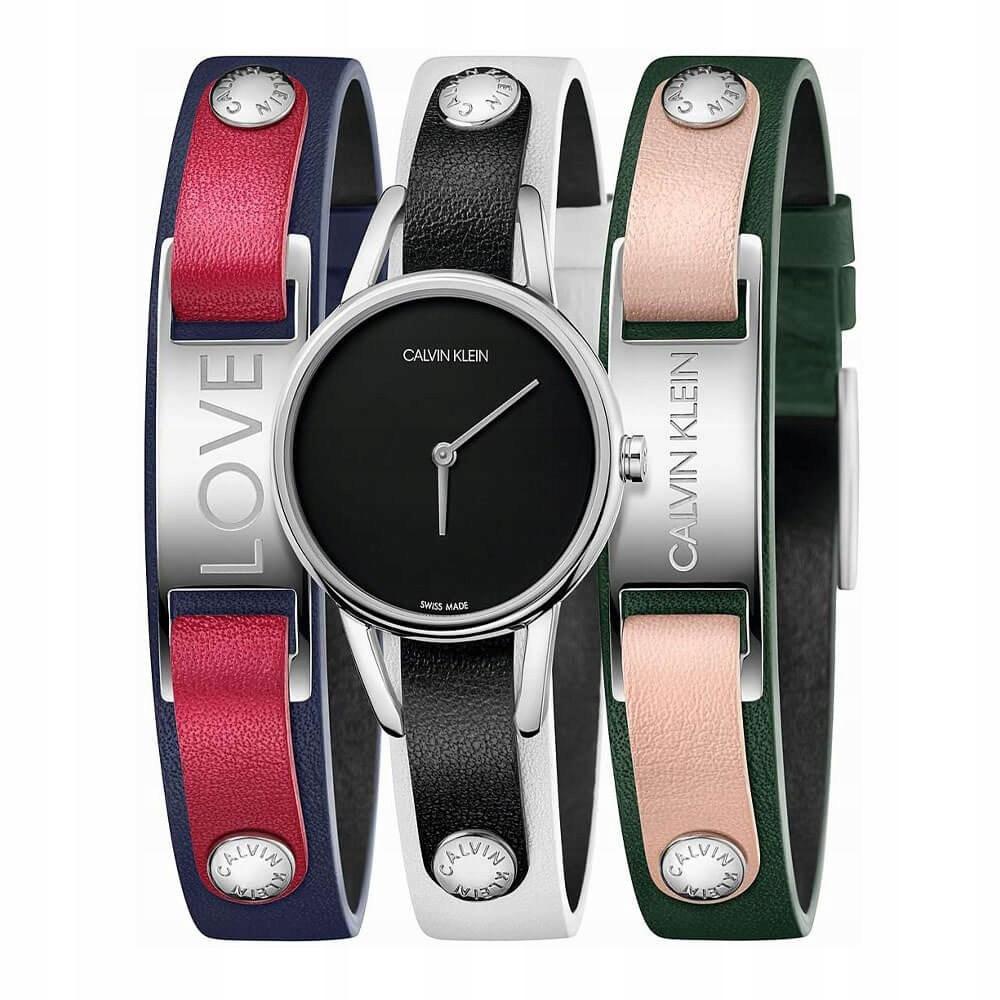 zegarek damski Calvin Klein K9D231LY