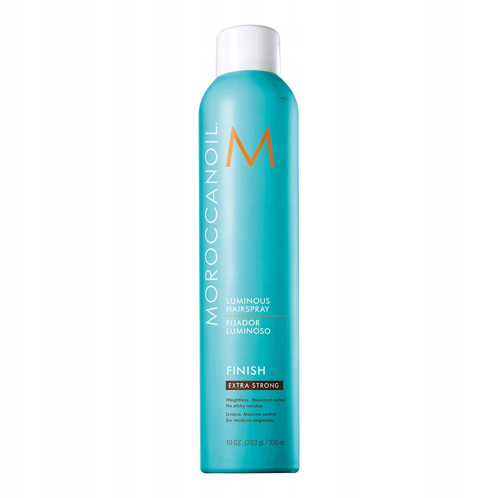 MOROCCANOIL lakier Luminous Extra Strong 330ml