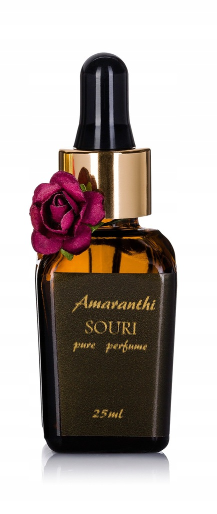 Souri - naturalne perfumy w olejku