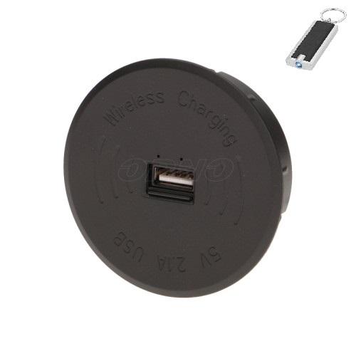 Ładowarka indukcyjna bezprzewodowa USB