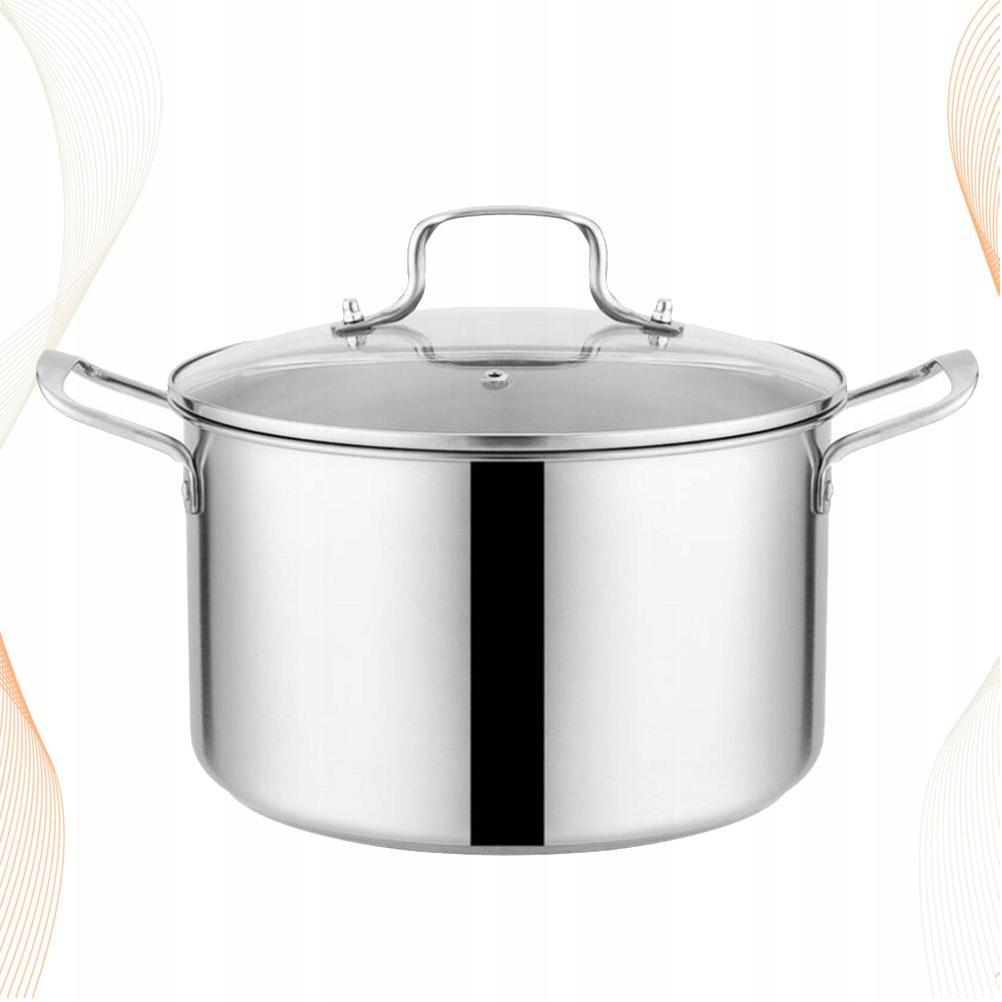 1 Pc Wielofunkcyjny garnek do zupy ze stali nierdz