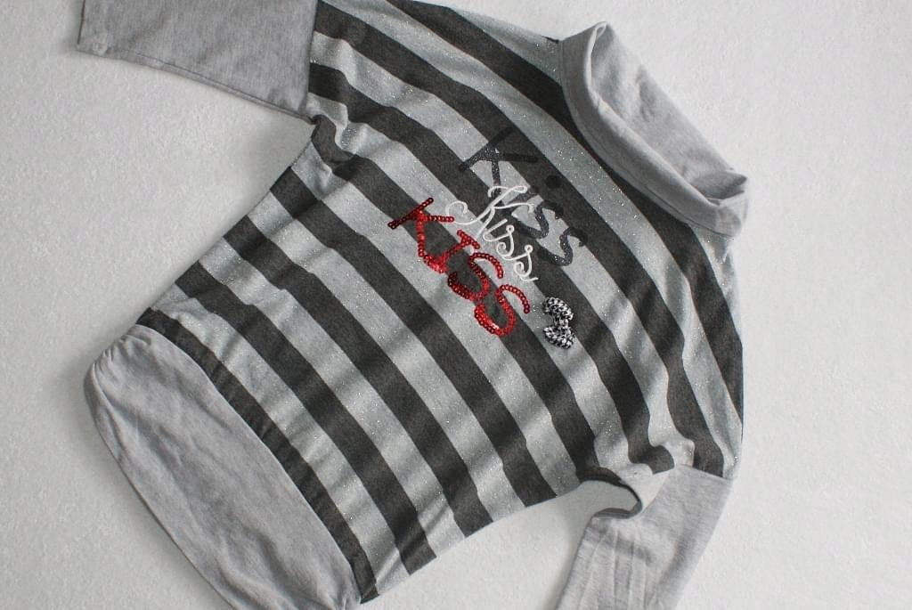 WÓJCIK BLUZA Tunika 110 116 GOLF Bluzka KISS