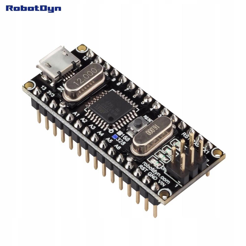 Arduino Nano V3 + Shield IO