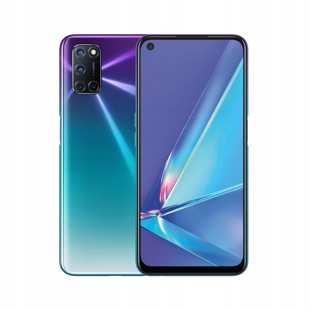 Outlet SMARTFON OPPO A72 4/128GB FIOLETOWY