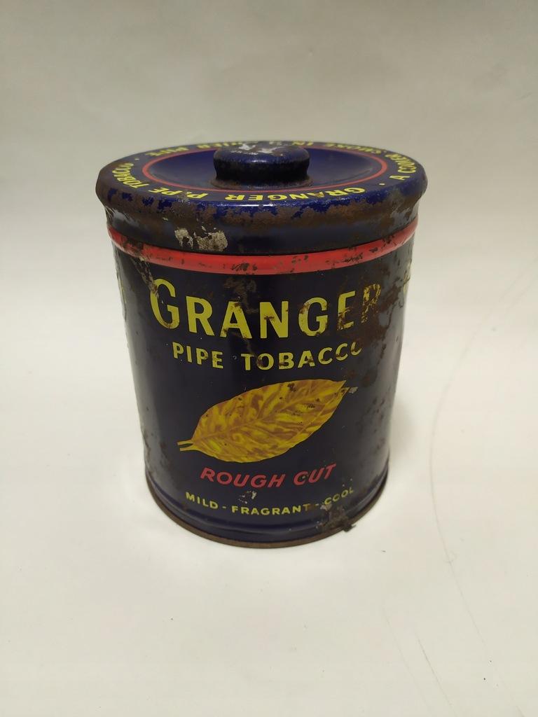 Puszka GRANGER Pipe Tobacco Tin tytoń fajkowy