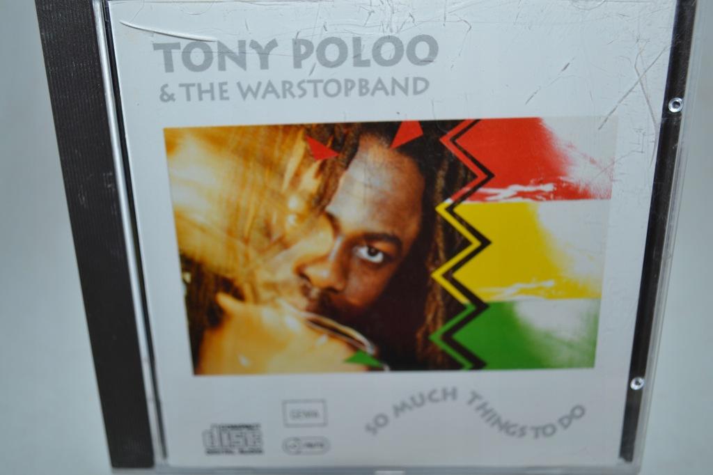 TONY POLOO & THE WARSTOPBAND ideał
