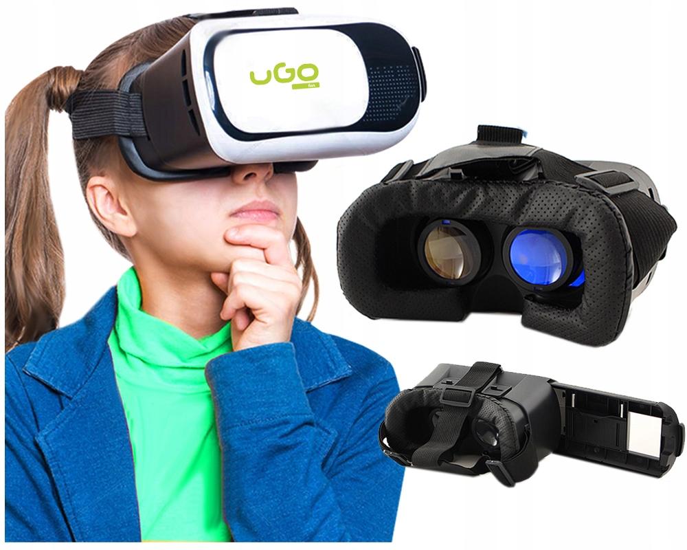 GOGLE VR OKULARY 3D DO GRANIA NA XIAOMI REDMI 7A 8