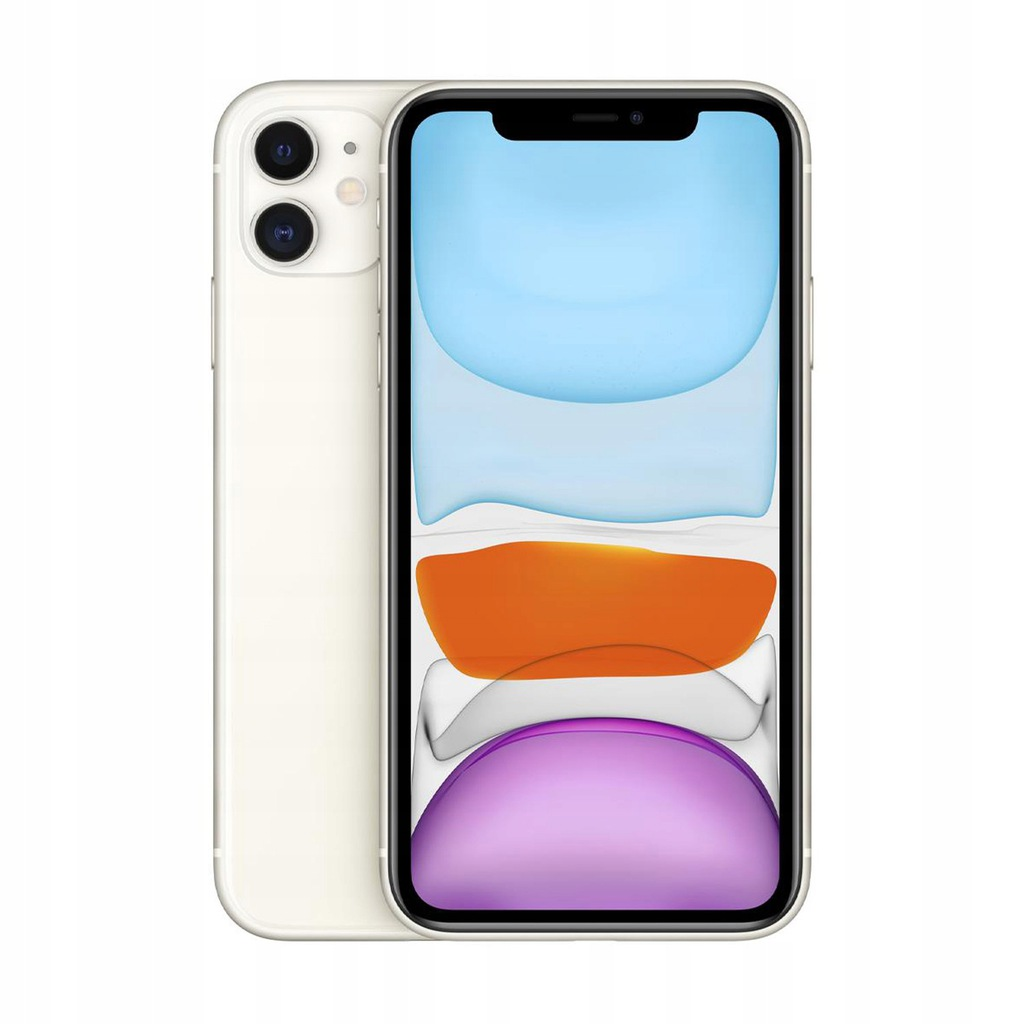 OUTLET Apple iPhone 11 128GB NFC IP68 4G GPS BT