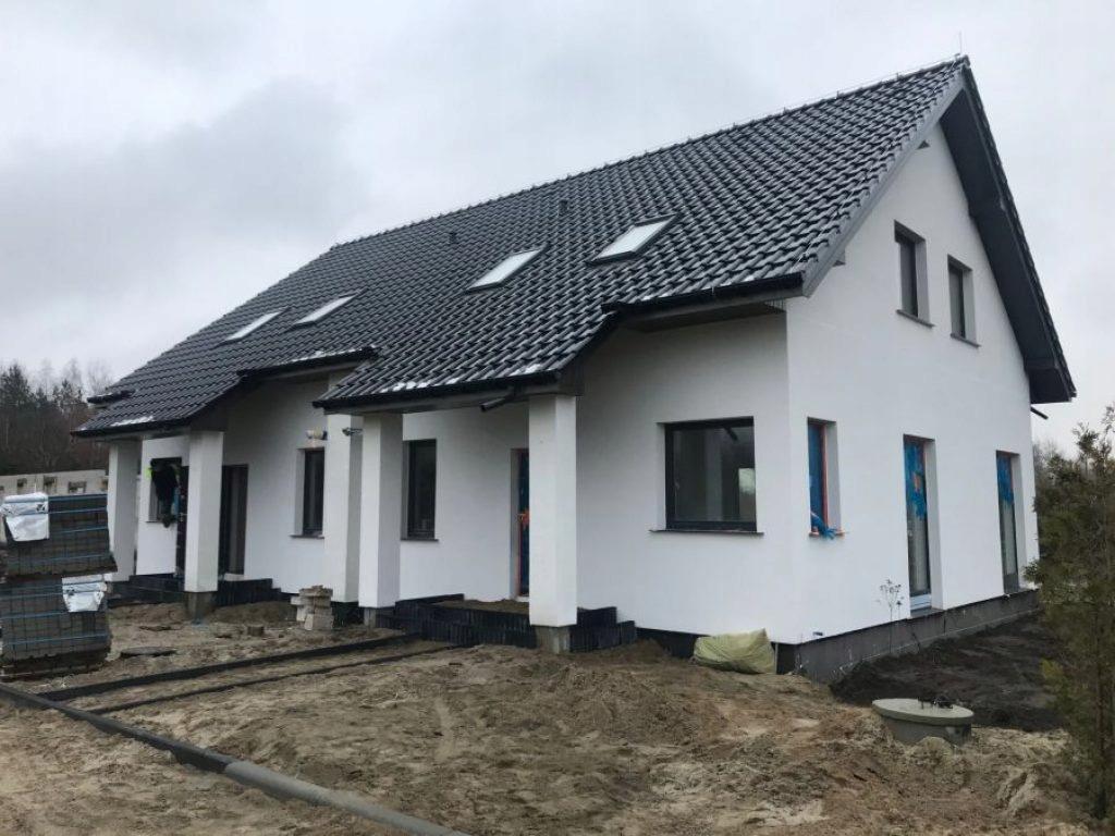 Dom, Zieleniewo, Kobylanka (gm.), 107 m²