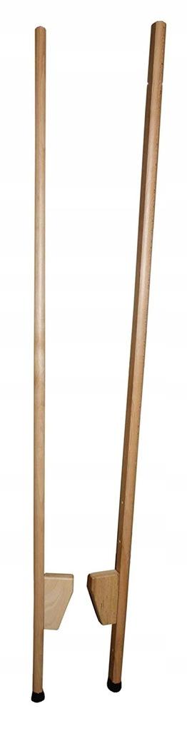 Drewniany wałek 65 – drewniane stelaże, regulowane