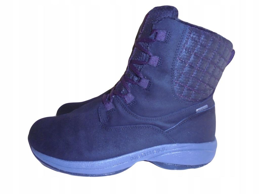 Zimowe buty Merrell z membraną. Stan idealny. 40