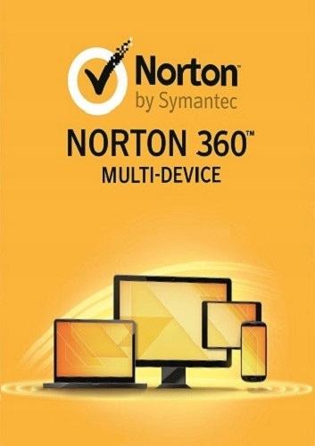 NORTON 360 Security Premium 2019 1PC / 1ROK