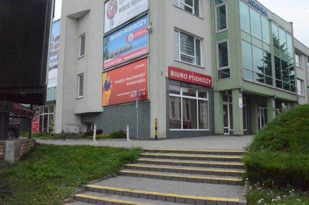 Biuro, Białystok, Centrum, 51 m²