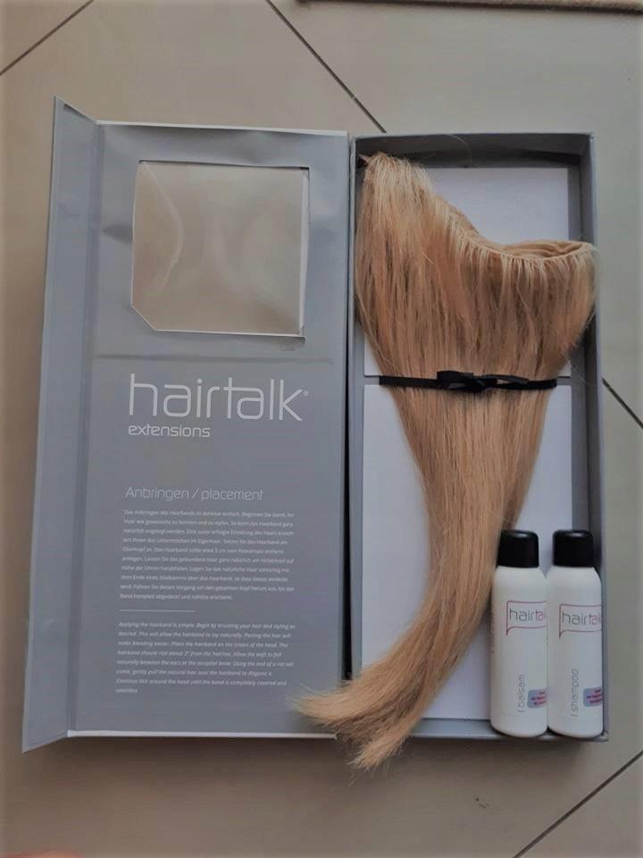 Hair Band Hair Talk Wlosy Przedluzane Naturalne 7491615214 Oficjalne Archiwum Allegro