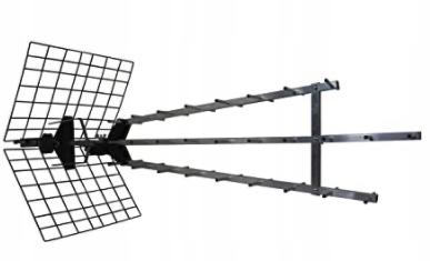 Antena UHF zewnętrzna METRONIC 415049
