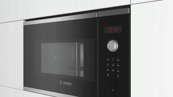 Kuchenka mikrofalowa BOSCH BFL553MS0 900W 25l czar