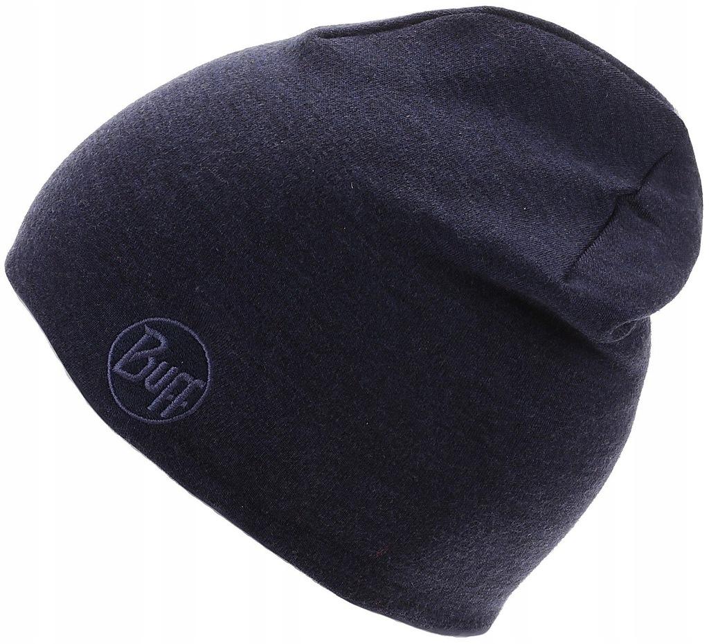 czapka Buff Heavyweight Merino Wool Regular Solid
