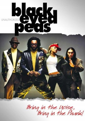 DVD Black Eyed Peas Bring In The Noize Bring