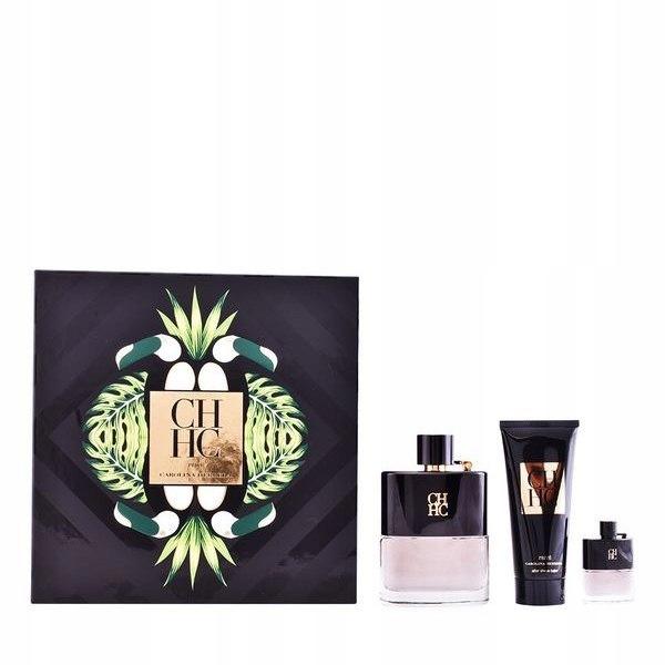 Zestaw Perfum dla Mężczyzn Ch Men Priv Carolina He