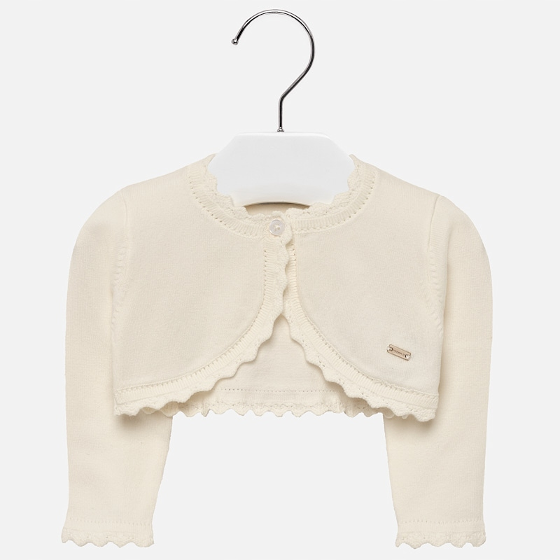 Mayoral bolerko sweter 306/30 rozmiar 98