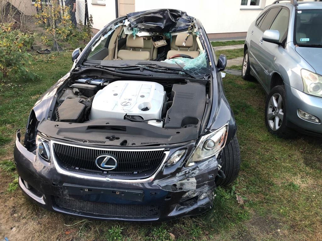 Lexus Gs 300 Prestige Uszkodzony 7659477085 Oficjalne Archiwum Allegro