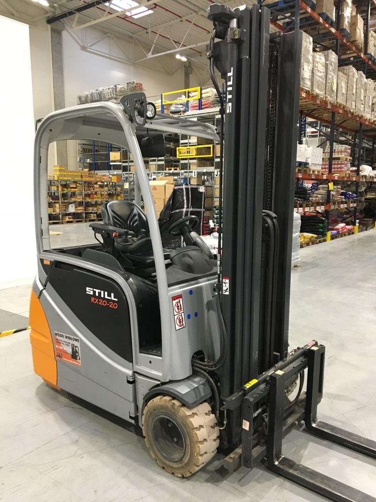 Wózek widłowy STILL RX20-20