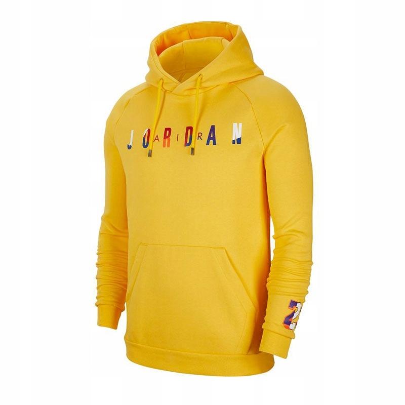 Nike Jordan DNA Fleece PO bluza 741 L 183 cm