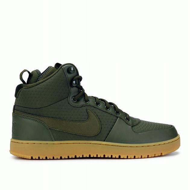 Ocieplane sneakersy męskie Nike Ebernon Winter NIKE