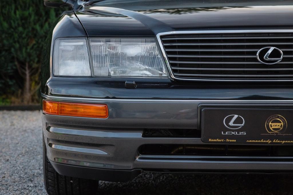 Lexus Ls400 50500km 7448734154 Oficjalne Archiwum Allegro