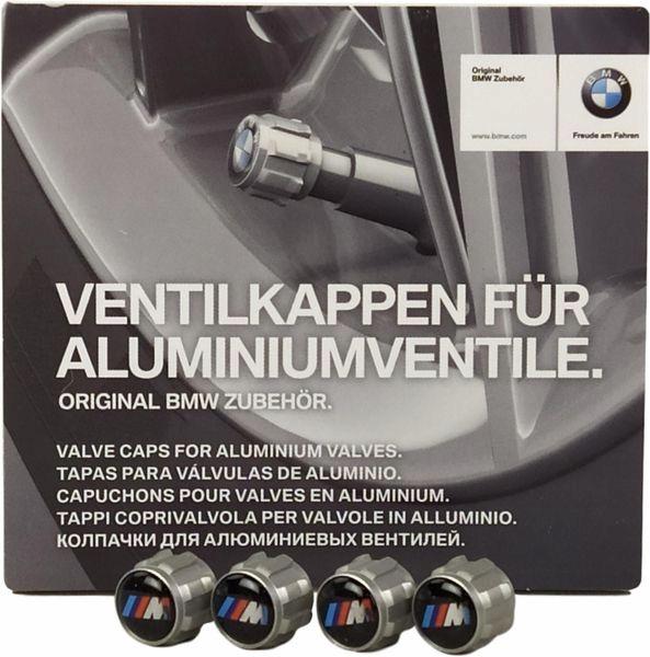 OE BMW ZESTAW WENTYLI KÓŁ BMW M X3 F25 G01